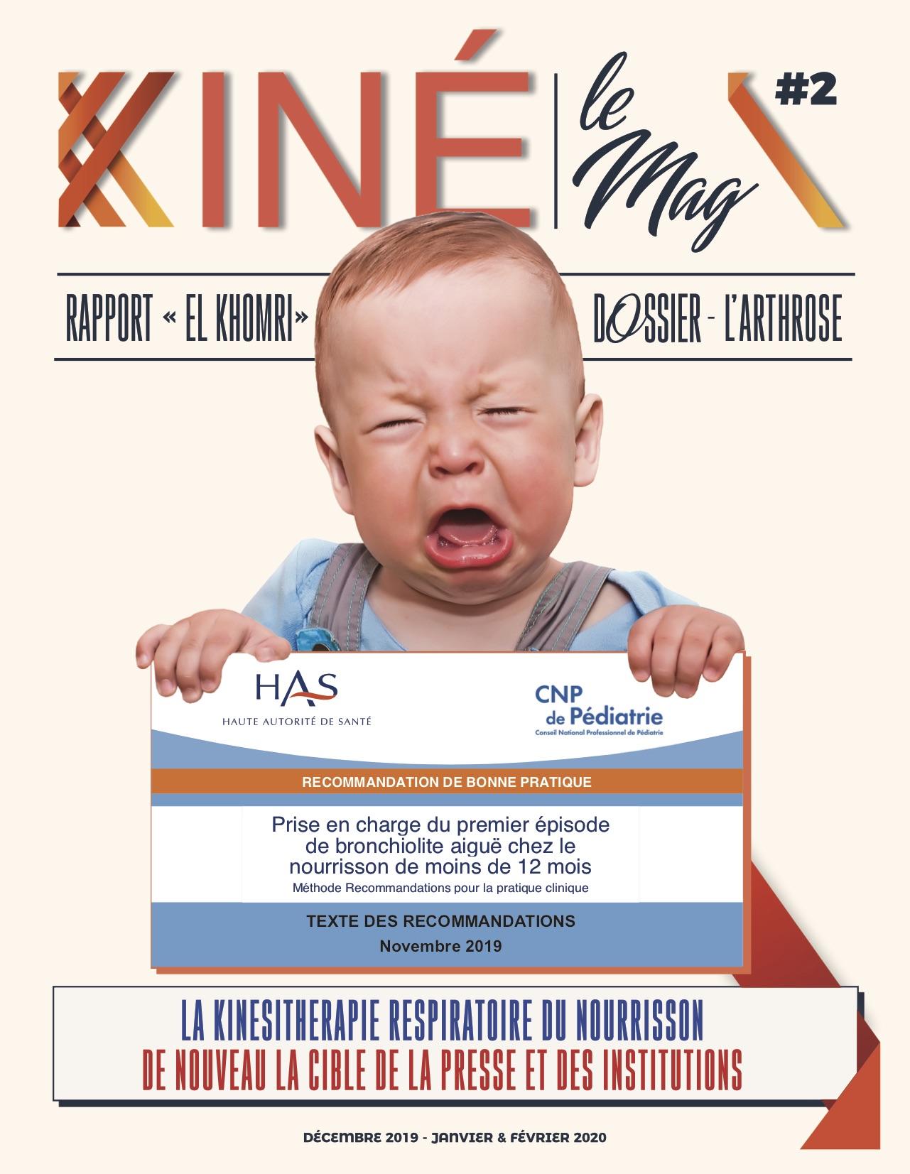 Kiné Le mag #2