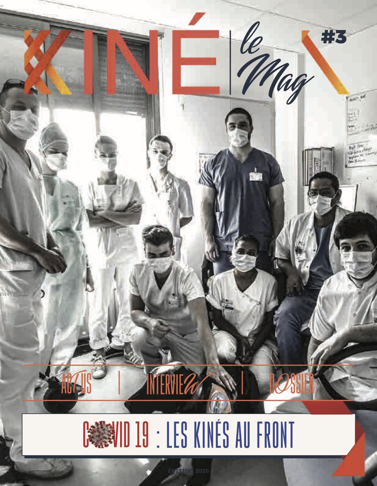Kiné Le Mag #3