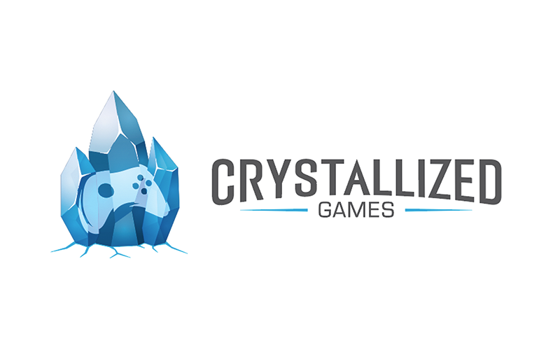 Crystallized Games Logo