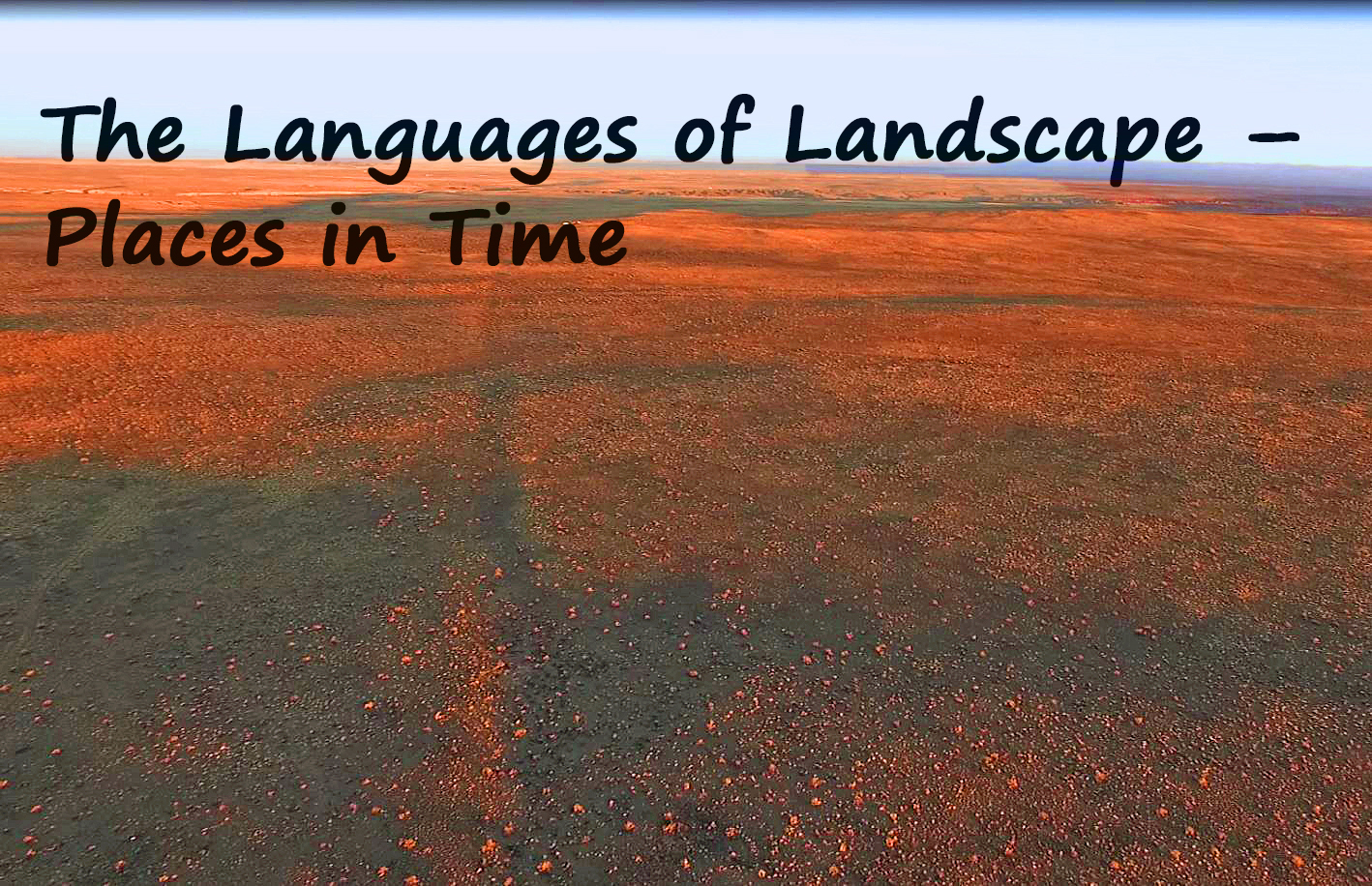 The second piece in this series of Cloudy Ridge Productions' Languages of Landscape series explores how ancient cultures may have looked at the concept of time relative with our narrow and linear concept of time based on the Gregorian calendar.