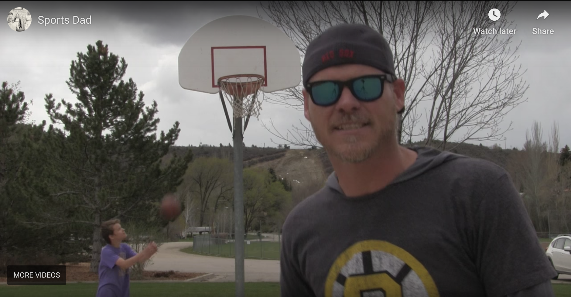 Over zealous sports dad music video - worth the watch