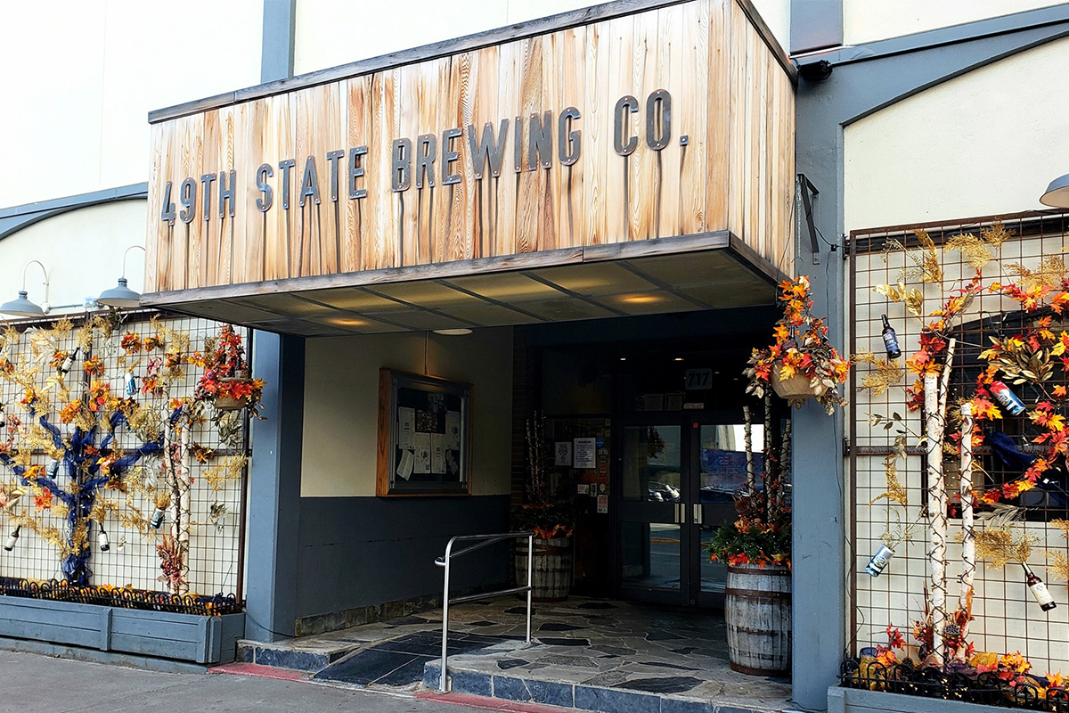 49th State Brewing Company Anchorage Alaska Brewpub