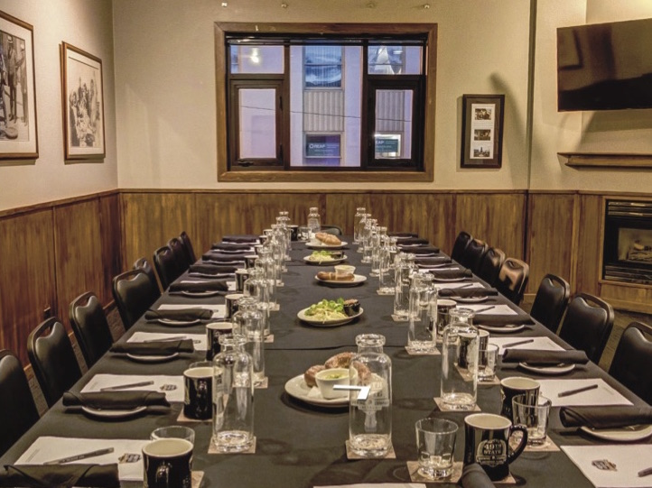 49th State Brewing Company Fine Dining Private Events