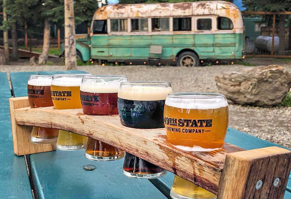 49th State Brewing Company Healy Alaska Denali Brewpub