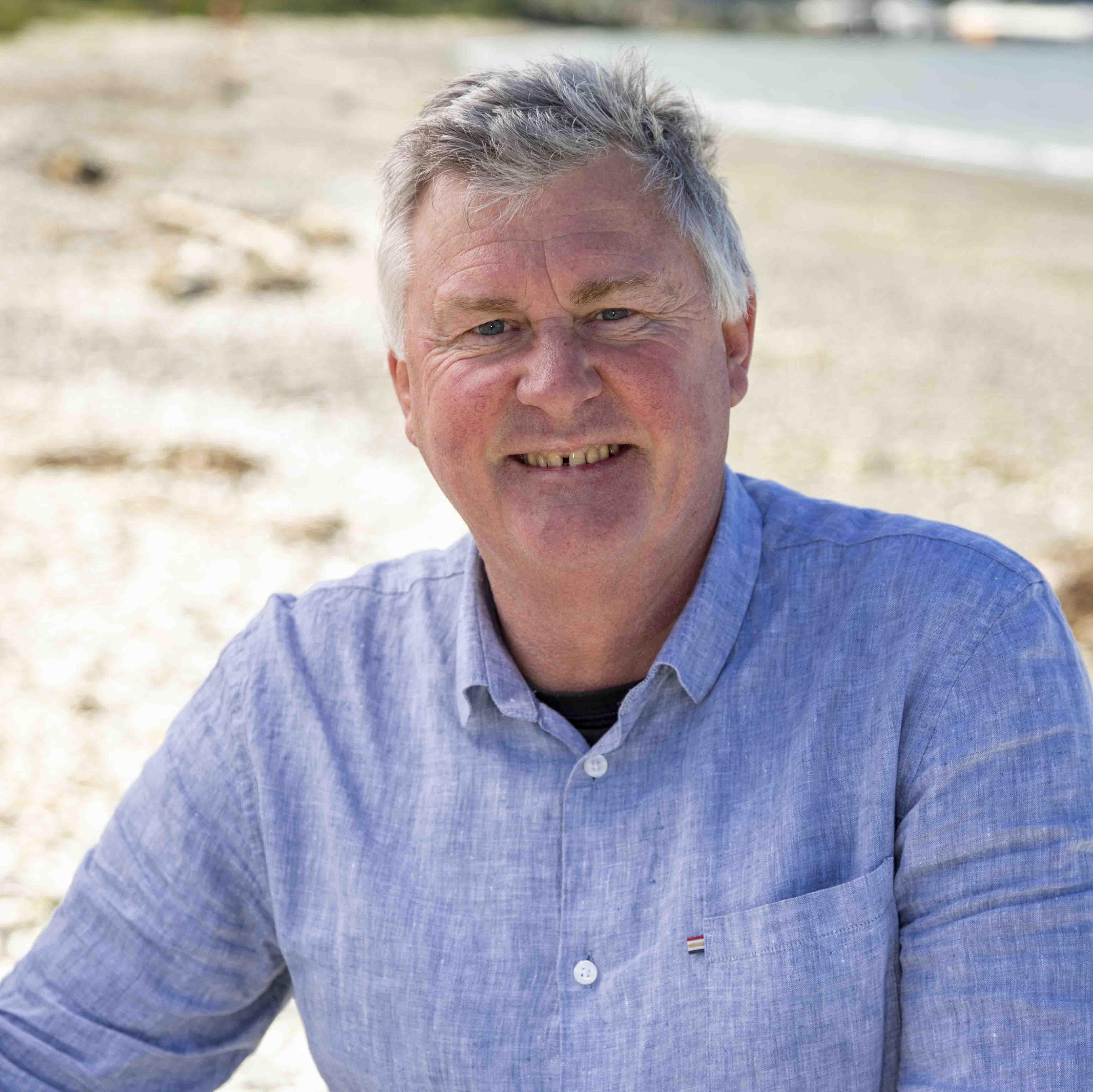 Dave Harrey