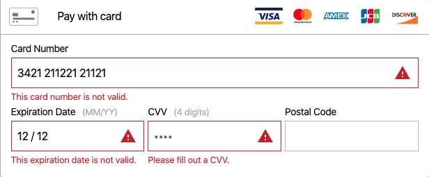 Zuko Blog Asking For Credit Card Information In Online Forms