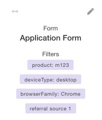 Zuko Segment Comparison Filter Build