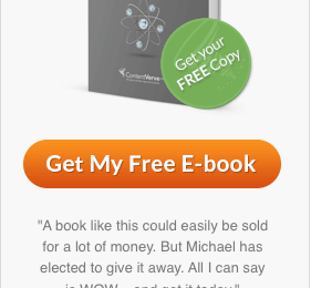 Button copy: Get my free e-book