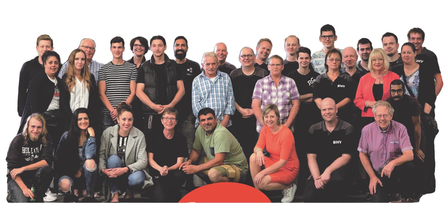 Teamfoto Nijhuis Group