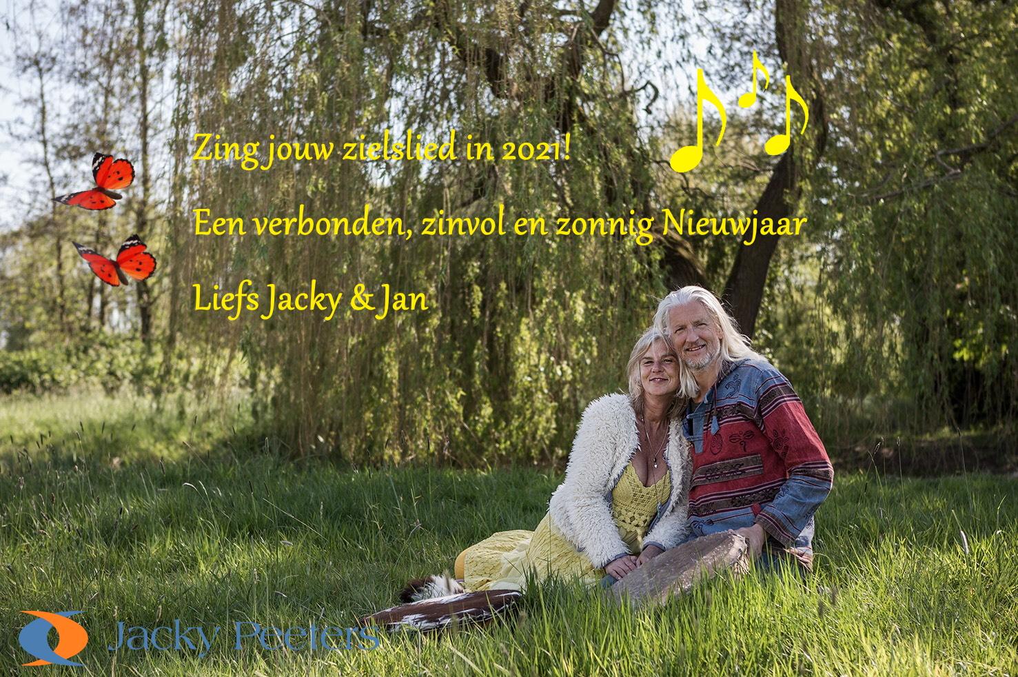 Jacky Peeters - Zing eens JAAA