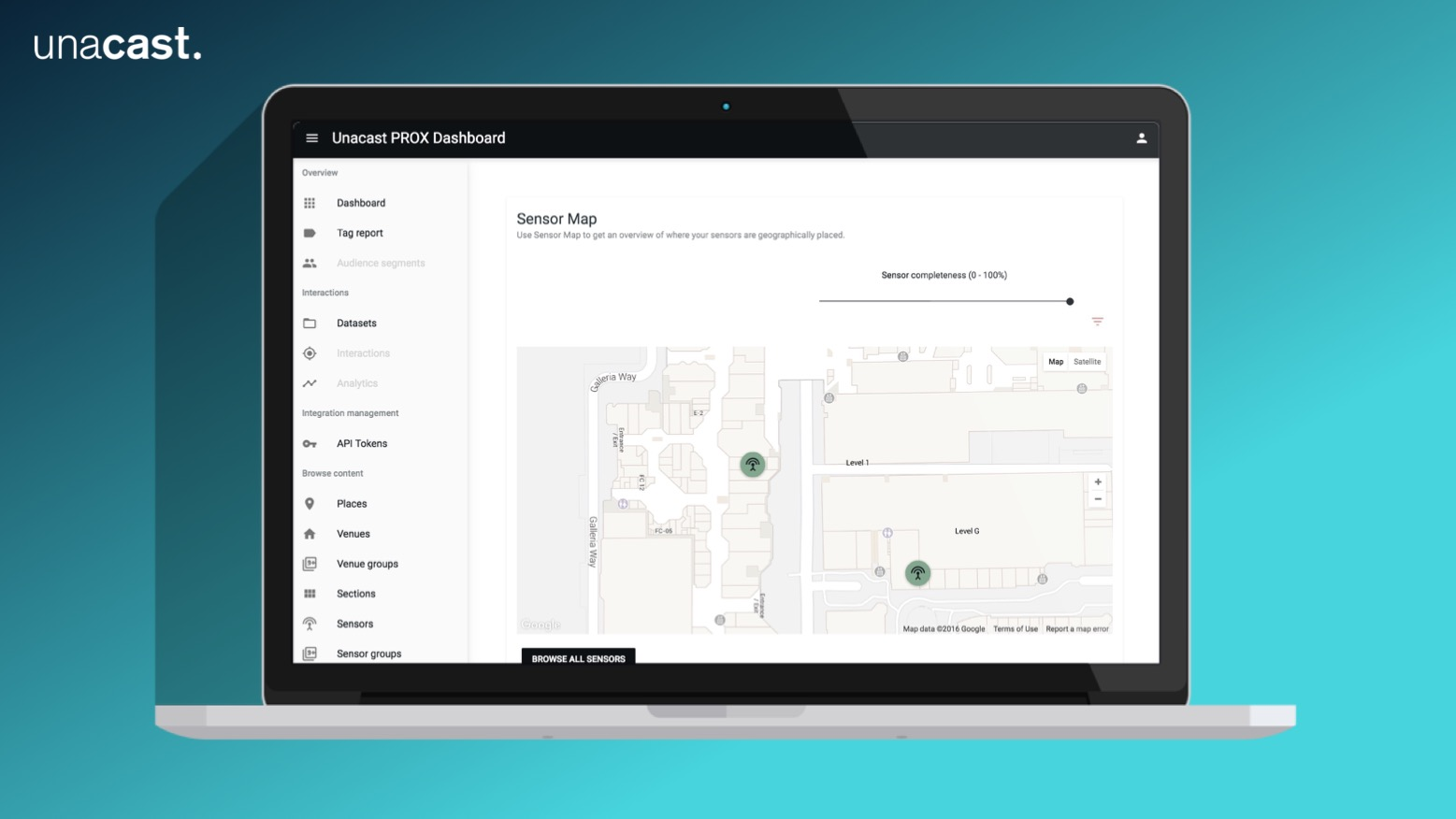 Unacast Raises $5M to Index the Physical World