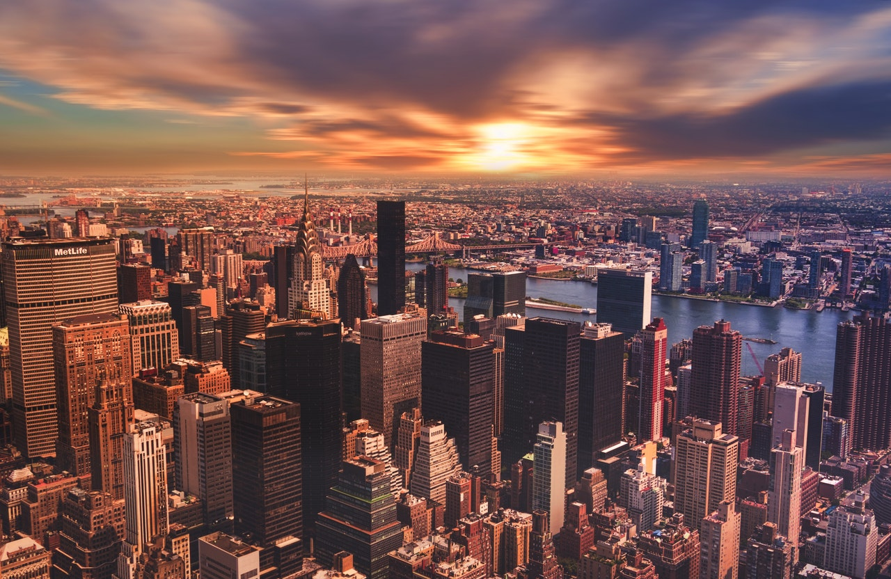 Amazon in the Big Apple: What Location Data Can Tell Us