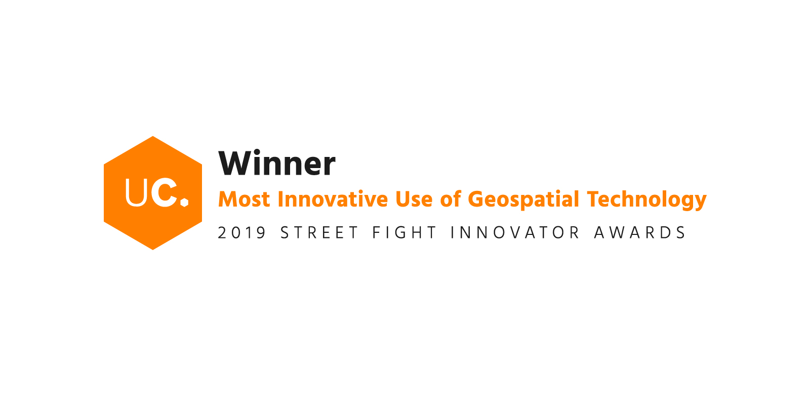 Unacast Wins Award for Most Innovative Use of Geospatial Technology