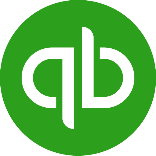 quickbooks accountancy automative software icon