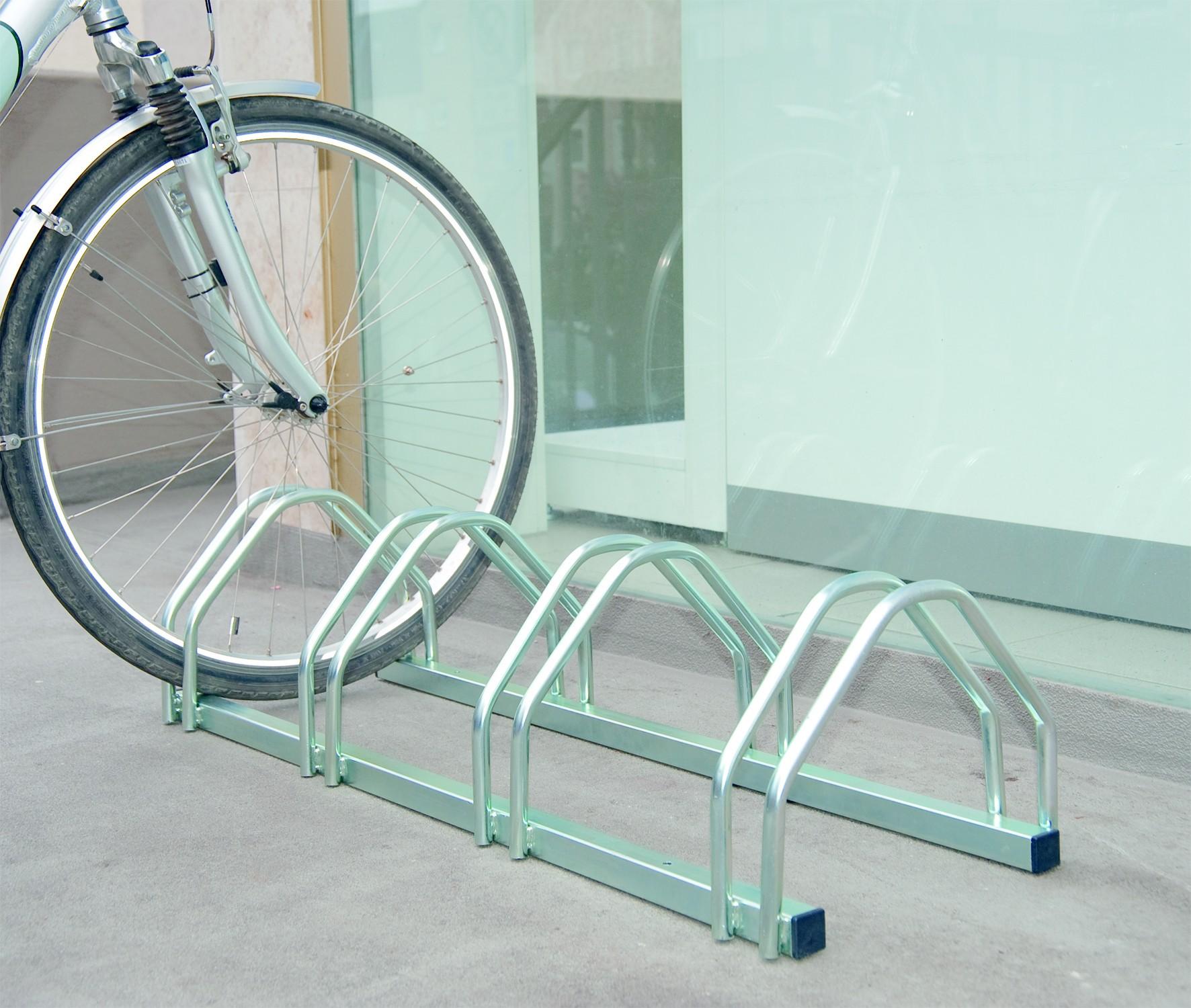 Compact Bicycle Rack