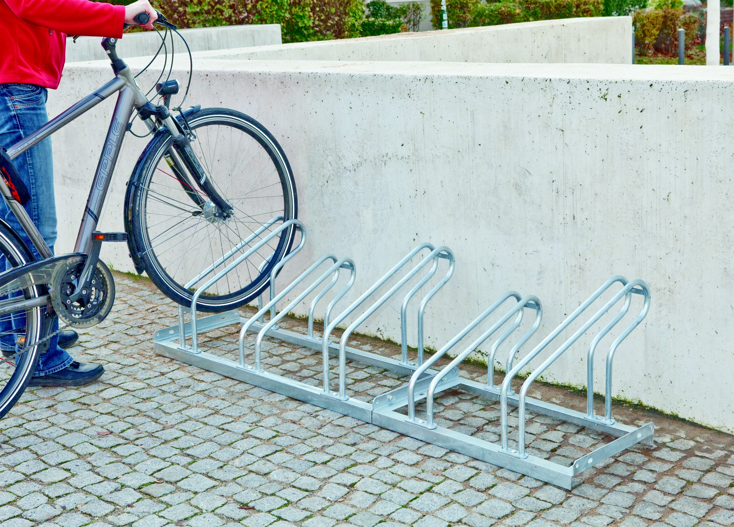 Lo Loop Bicycle Stands