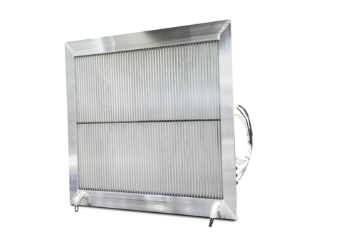 Wide SP-E ATEX ventilasjonsrist varmekabel