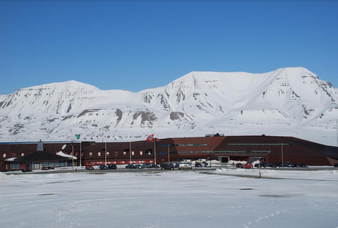 Forskningsparken på Svalbard