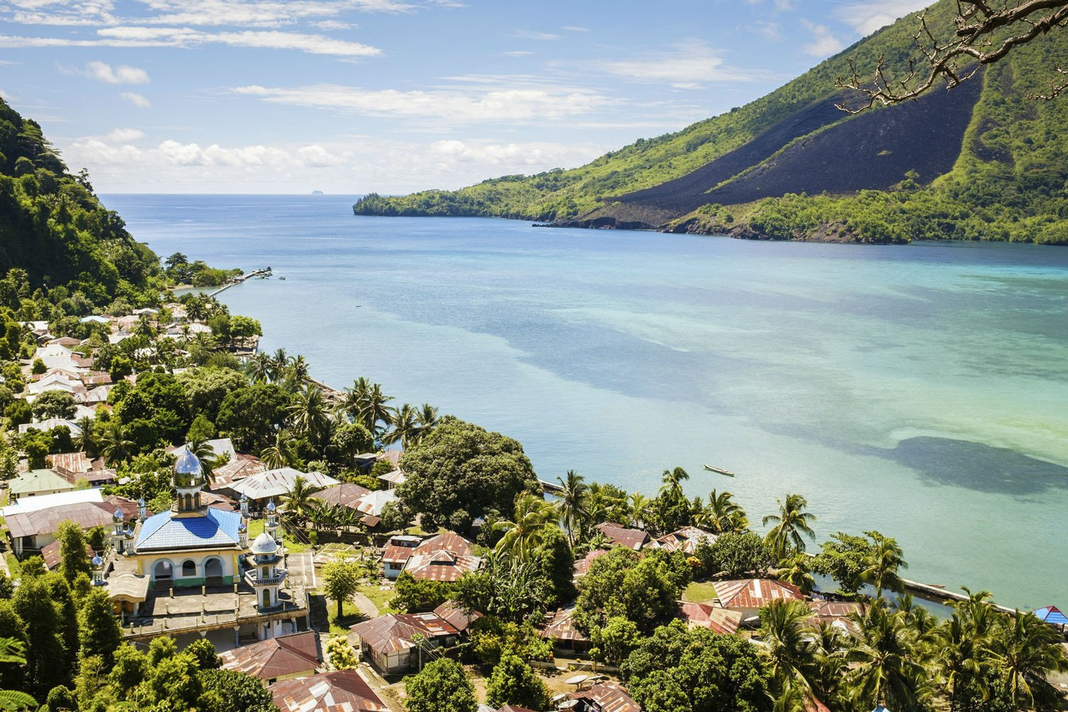 The Banda Islands
