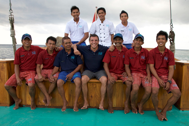 The Tiger Blue Crew