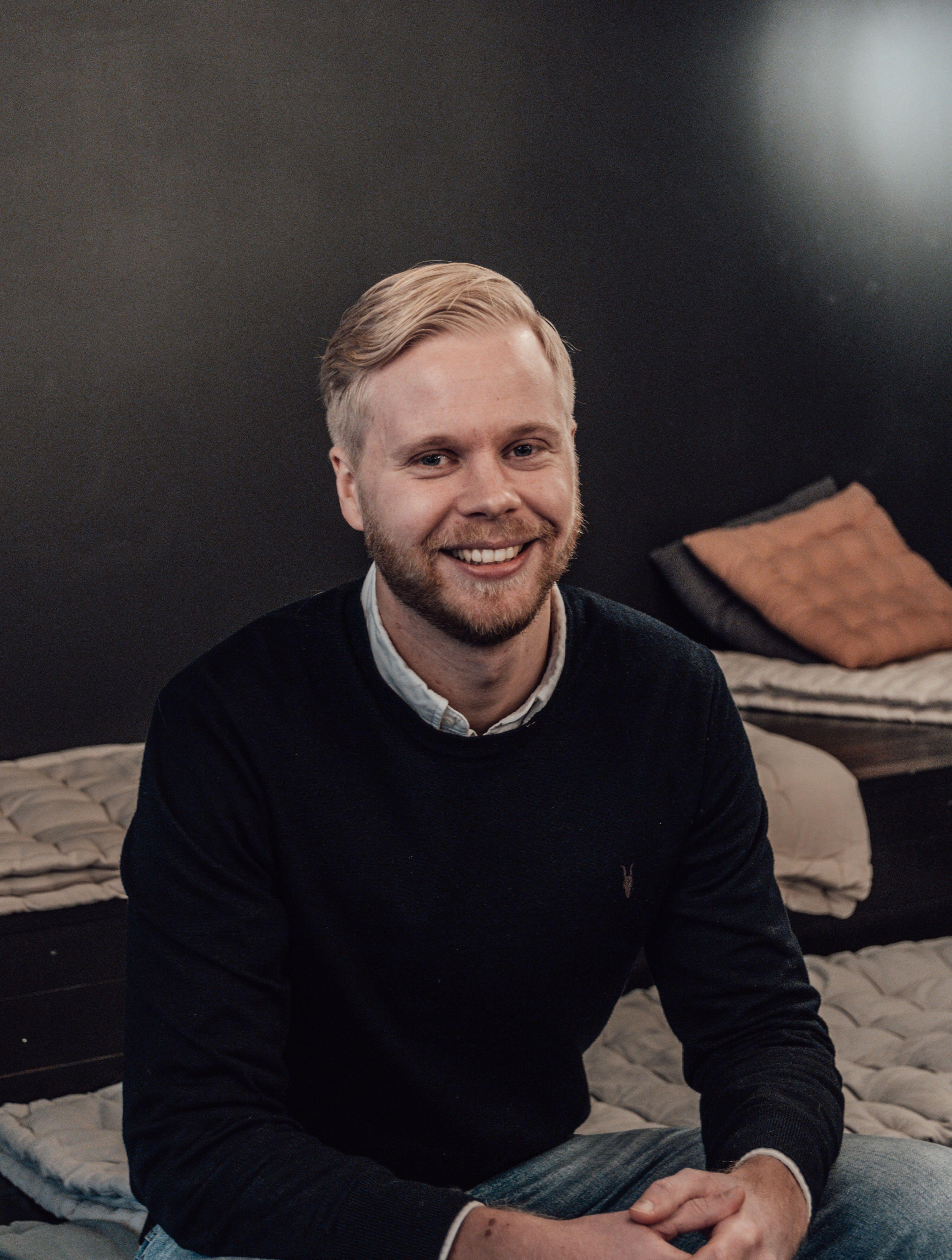 Eemeli Metsäntähti joins Coventures as an Entrepreneur in Residence