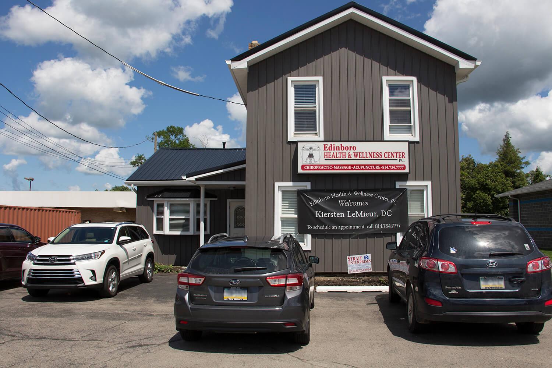 Edinboro Health & Wellness Center
