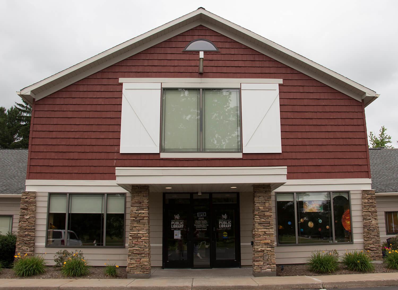 Erie County Public Library — Edinboro Branch