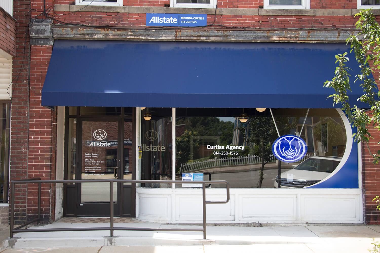 Allstate Insurance — Melinda Curtiss