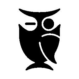 UHU Owl - Company Logo