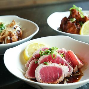 Japanese tapas