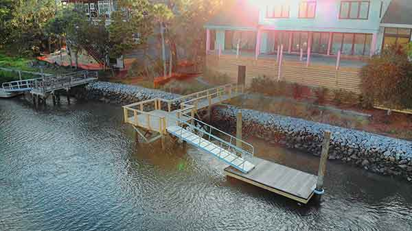 Watergate Residential Dock
