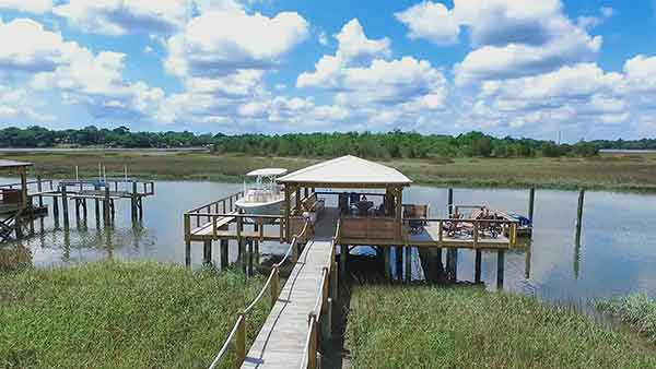 Residential IPE Dock West Ashley
