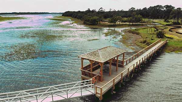 Kiawah River Dock