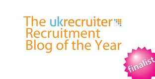 UK Recruiter Blog of the Year