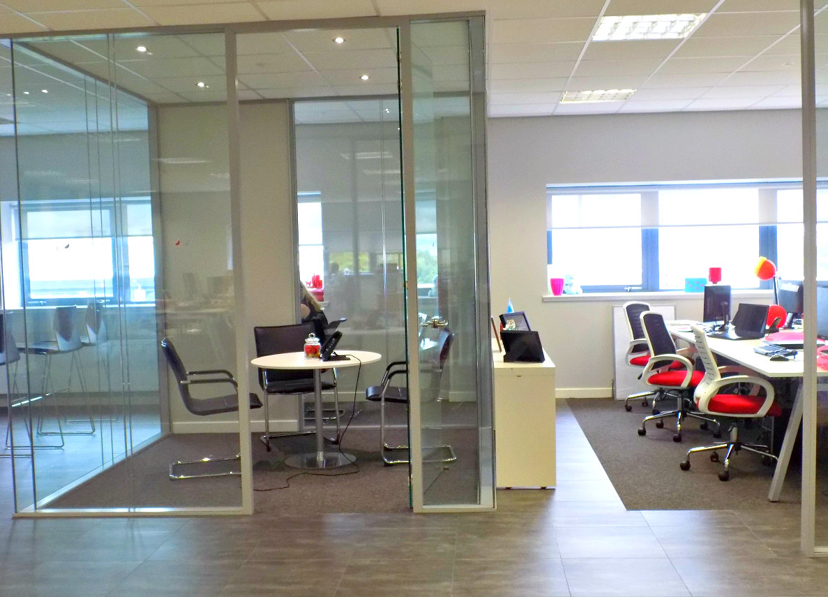 Firefish Software Aquarium - Meeting Room