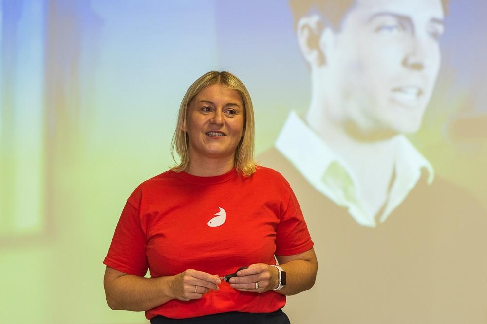 Firefish Software Housewarming - Wendy McDougall
