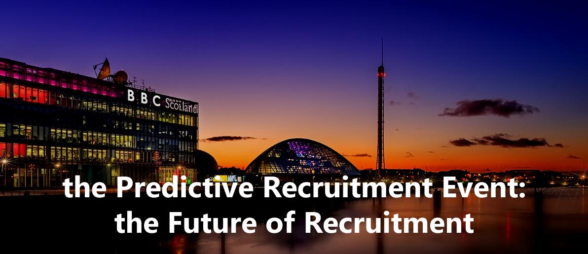 Header Image for Predictive Recruitment Event