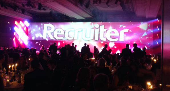 Recruiter Awards 2016 Promo Image