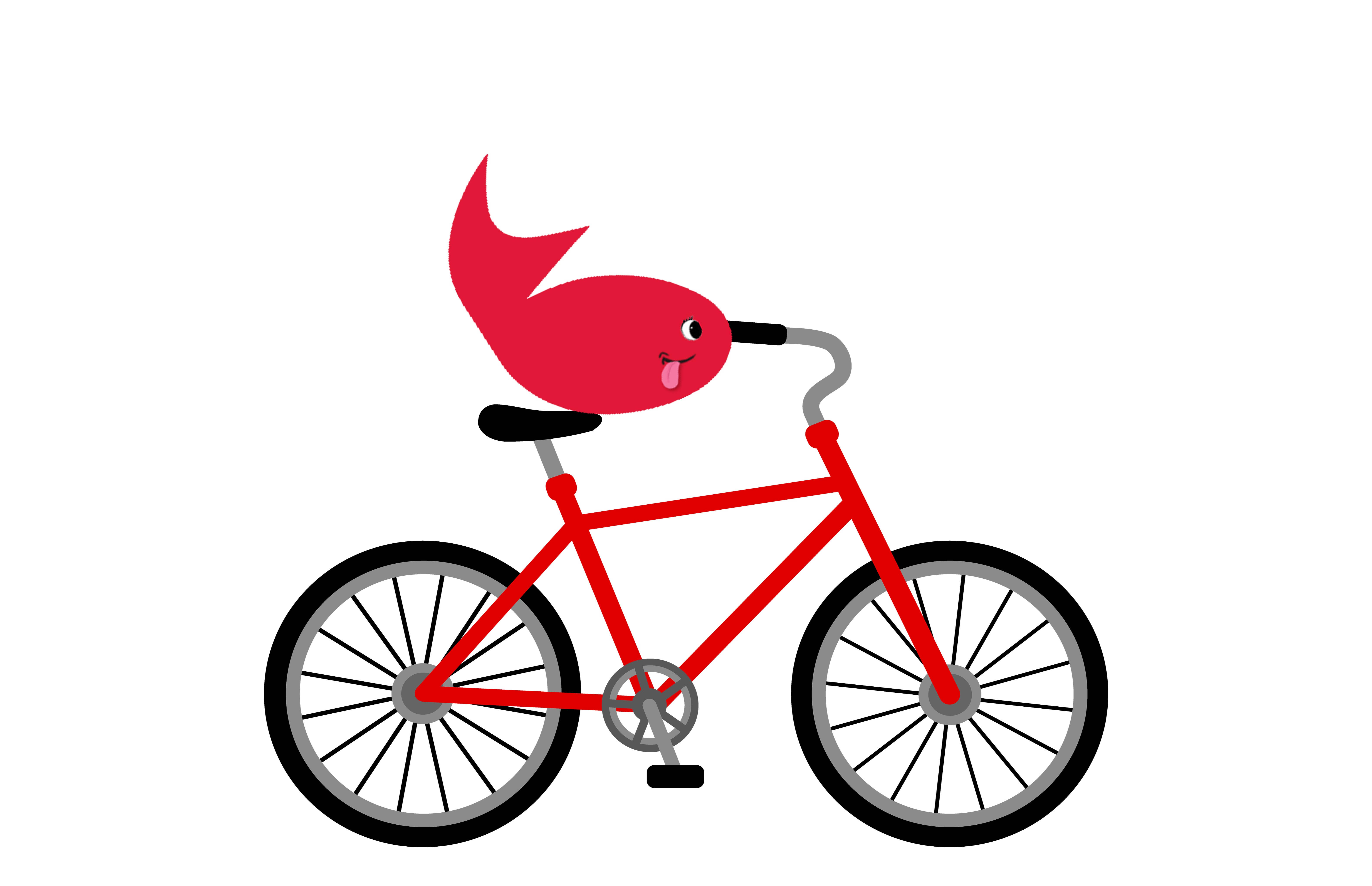 Firefish on a Bicycle