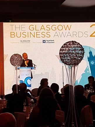 Fred MacAulay, Glasgow Business Awards