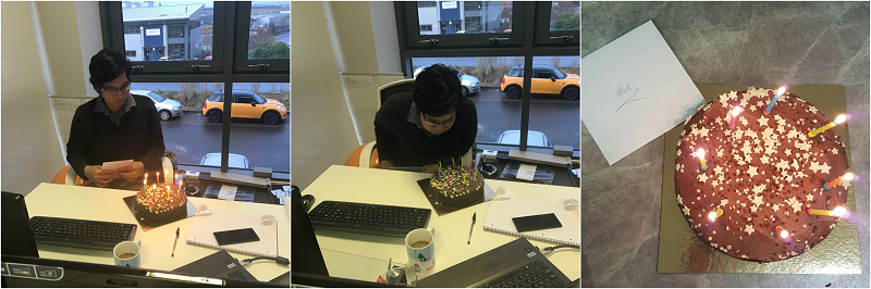 Minh Nguyen, Automation Engineer, Firefish Software, Birthday