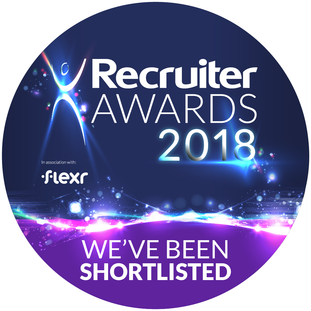 Recruiter Awards, Most Effective Recruitment Marketing Campaign, Recruitment Industry Supplier of the Year
