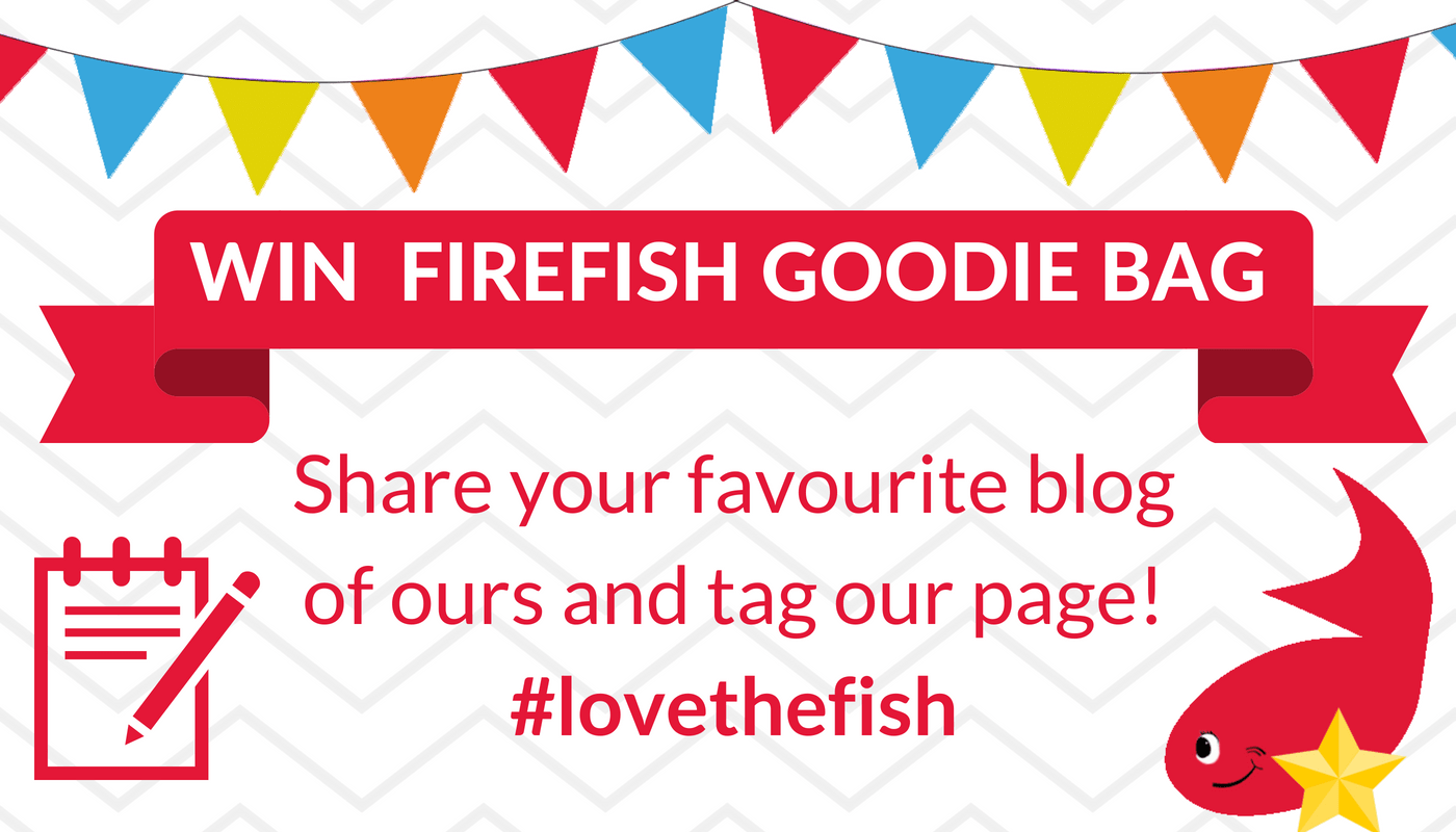 Firefish Software Blog Competition