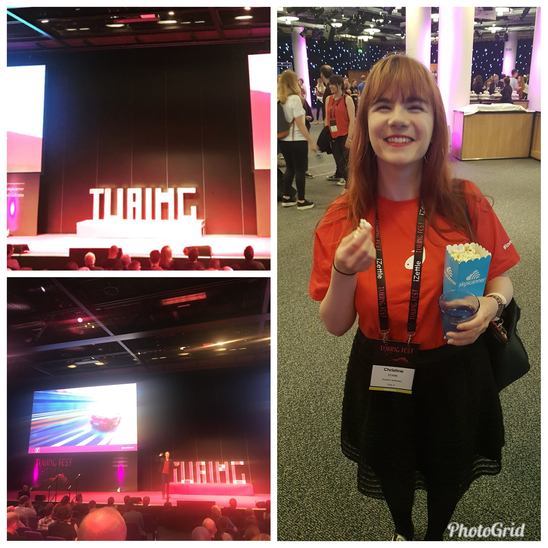 Turing Fest 2018, TuringFest, Firefish Software