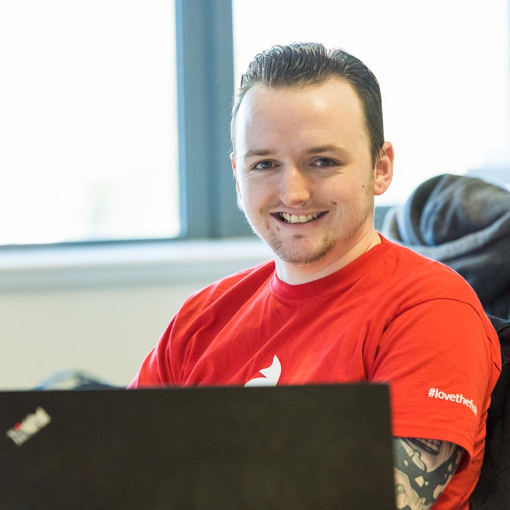 Scott Banner, Recruitment Data Specialist, Firefish Software
