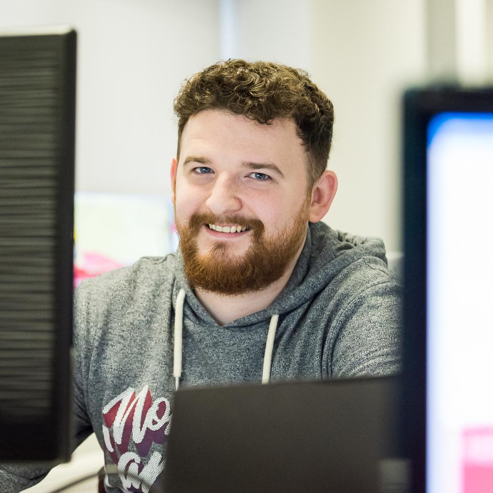 Darren Rigmand, Software Developer, Firefish Software