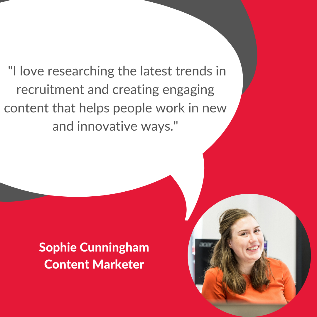 Sophie - Content Marketer