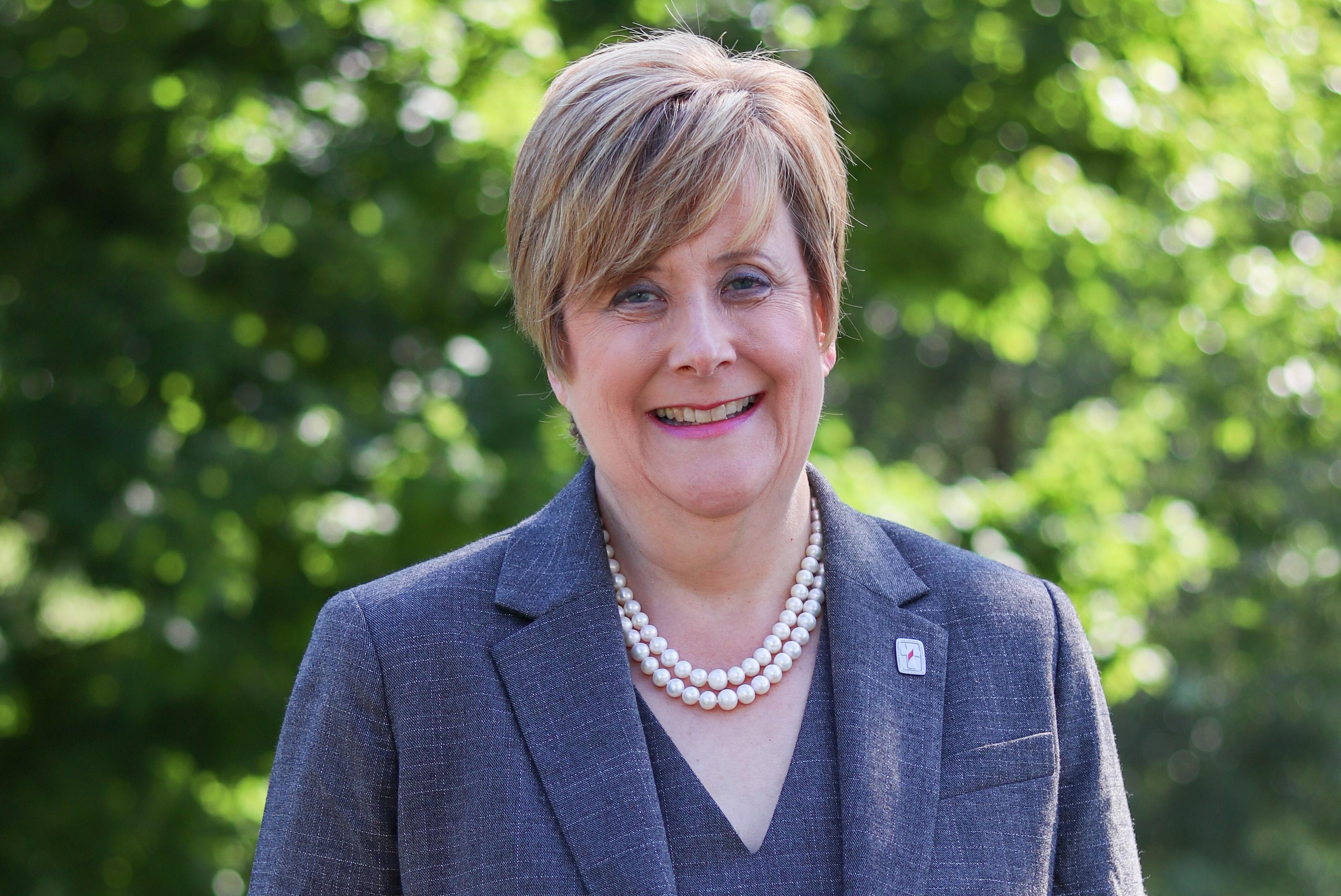 Rev. Julie Hager Love, President/CEO