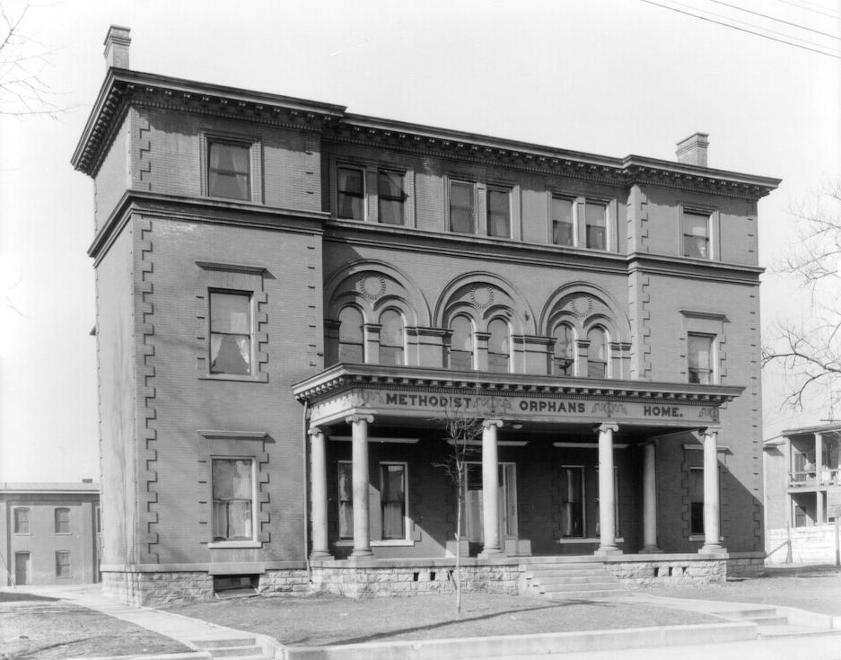 First building of KyUMH, Lousiville