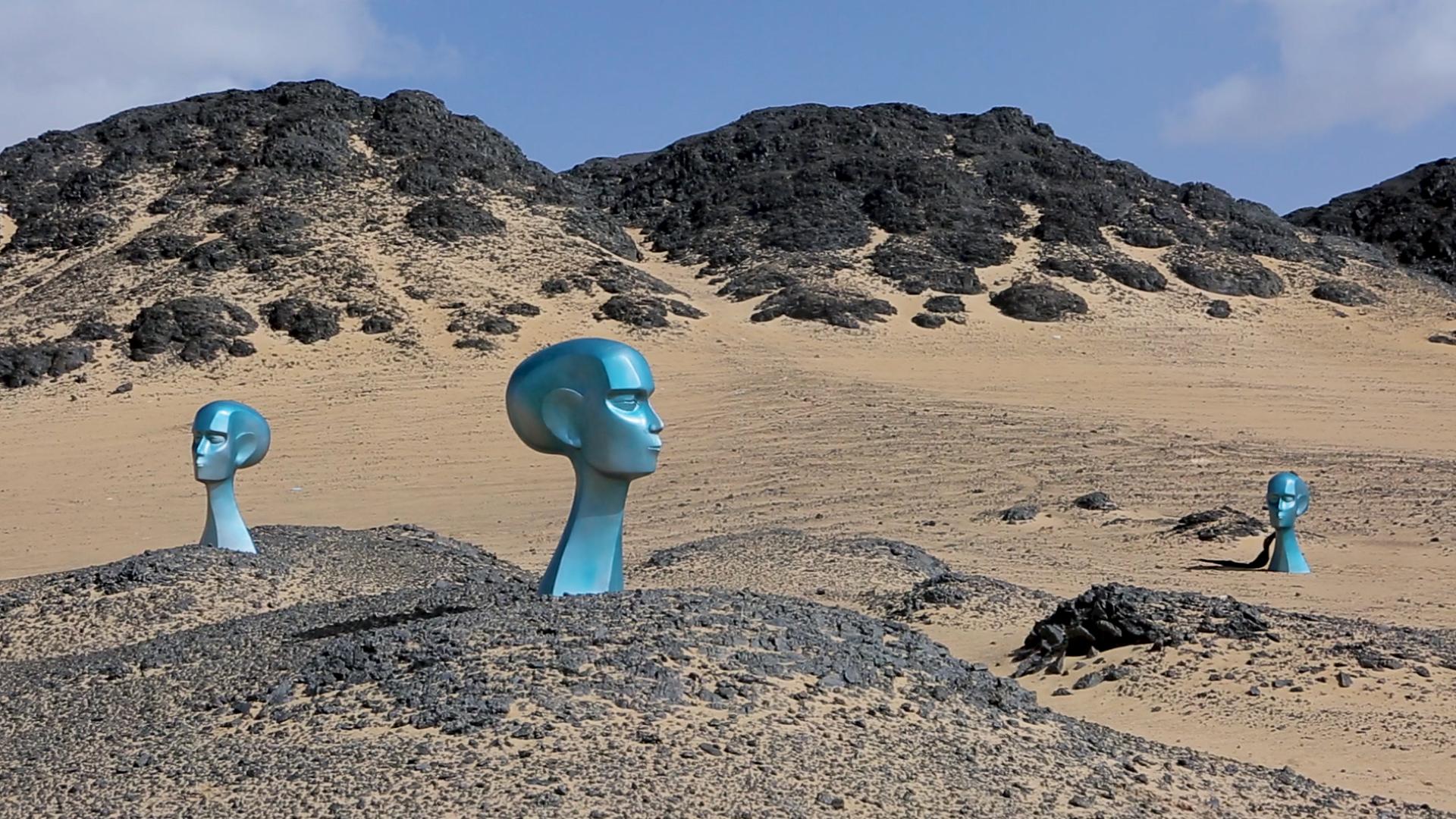 Sculpture, installation, khaled kaddal, Egypt, ABJD